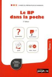 La couverture et les autres extraits de Le manuel Porphyre du préparateur en pharmacie