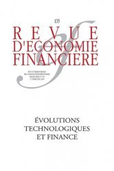 Technologies et mutations de l'activité financière