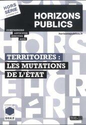 Territoires : les mutations de l'Etat