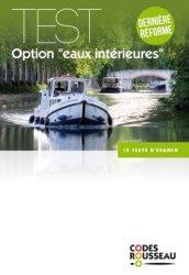 La couverture et les autres extraits de Code option eaux intérieures 2017