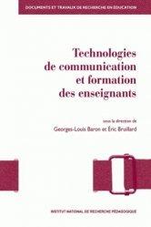Technologies de communication et formation des enseignants