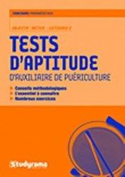 La couverture et les autres extraits de Ergothérapeute psychomotricien - Concours 2016-2017
