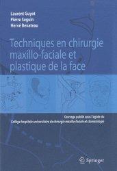 La couverture et les autres extraits de ORL, stomatologie, chirurgie maxillo-faciale