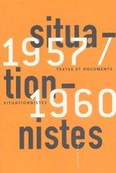Textes et documents situationnistes (1957-1960)