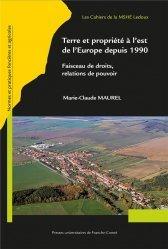 Terre et propriété à l'est de l'Europe depuis 1990