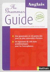 The Grammar Guide Anglais