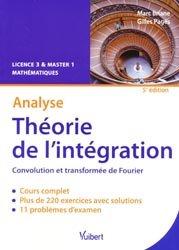 Théorie de l'intégration