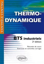 Thermodynamique - BTS industriels