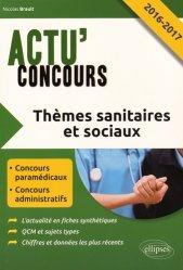 La couverture et les autres extraits de Concours Assistant médico-administratif - Catégorie B