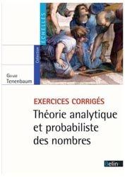 La couverture et les autres extraits de Introduction à la théorie analytique et probabiliste des nombres