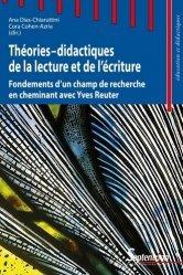 Théories-didactiques de la lecture et de l'écriture