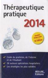 Thérapeutique pratique 2014