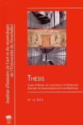 Thesis N° 15, 2013