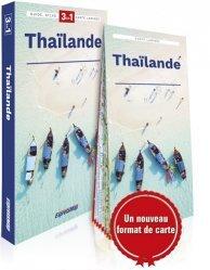 La couverture et les autres extraits de Thaïlande. Edition 2017. Avec 1 Plan détachable
