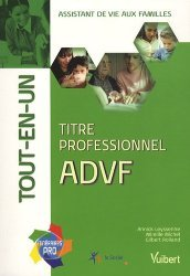 Titre professionnel  ADVF