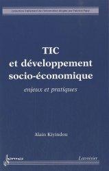 TIC et développement socio-économique