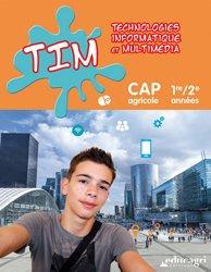 TIM CAP agricole : 1re/2e années