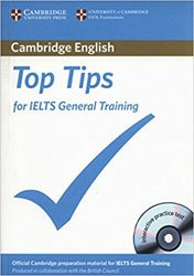 Top Tips for IELTS General Training - Paperback with CD-ROM