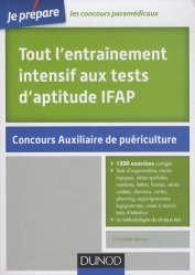 Tout l'entraînement intensif aux tests d'aptitude IFAP