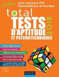 La couverture et les autres extraits de Tous les tests psychotechniques, mémoire, intelligence, aptitude, logique, observation