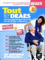 La couverture et les autres extraits de Tout le DEAES : accompagnement à l'éducation inclusive et à la vie ordinaire