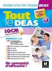 La couverture et les autres extraits de Concours infirmier Epreuve passerelle AS/AP - 2020