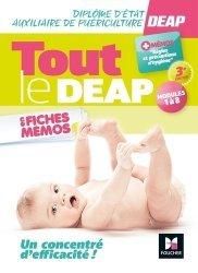 La couverture et les autres extraits de Tout le DEAS en fiches mémos - IFAS - Diplôme Etat Aide-soignant - 3e éd - Révision