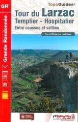 La couverture et les autres extraits de La Provence verte à pied