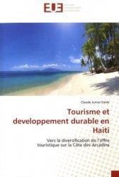 Tourisme et developpement durable en Haiti