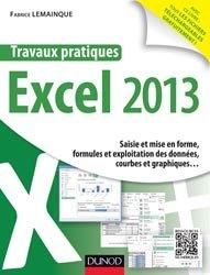 Travaux pratiques Excel 2013