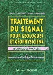 Traitement du signal pour géologues et géophysiciens 3