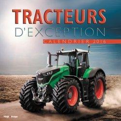 Tracteurs Calendrier 2016