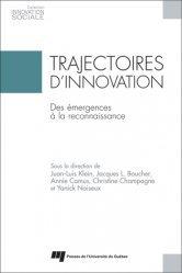 Trajectoires d'innovation