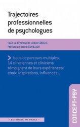 Trajectoires professionnelles de psychologues
