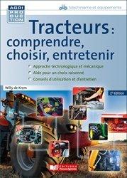 La couverture et les autres extraits de Tracteurs de France