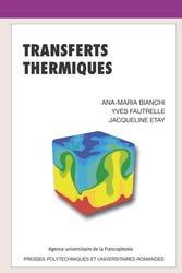 La couverture et les autres extraits de Introduction aux transferts thermiques