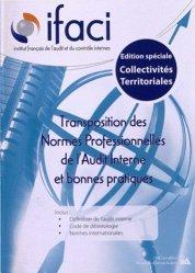Transposition des Normes Professionnelles de l'Audit Interne et bonnes pratiques