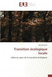 Transition écologique locale