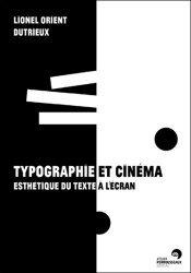 Typographie et cinéma