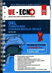UE ECN+ Orl - Stomatologie - Chirurgie Maxillo-faciale