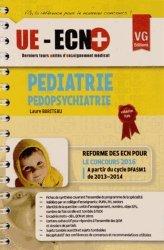 UE ECN+ Pédiatrie Pédopsychiatrie