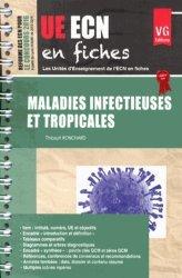 UE ECN en fiches Maladies infectieuses et tropicales