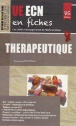 La couverture et les autres extraits de Guide de thérapeutique Perlemuter 2017