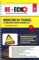 UE ECN+ Médecine du travail