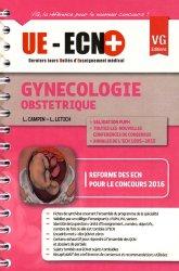 UE ECN+ Gynécologie obstétrique