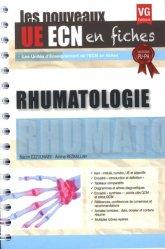 La couverture et les autres extraits de 05/10 Médecine interne, rhumatologie, orthopédie : ECN 2020
