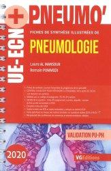La couverture et les autres extraits de UE ECN en fiches Pneumologie