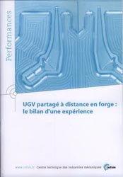 UGV partagé à distance en forge : le bilan d'une expérience