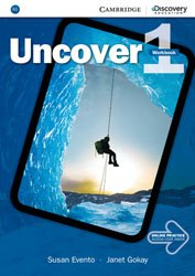 Uncover Level 1 - Workbook with Online Practice