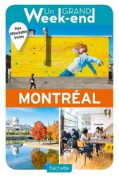 Un grand week-end à Montréal. Avec 1 Plan détachable